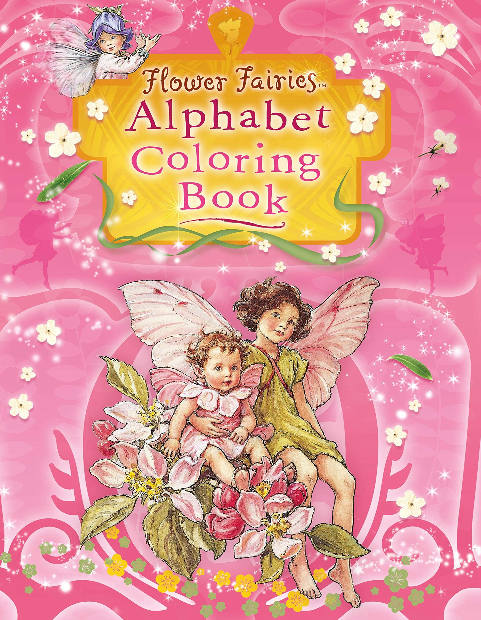 Amazon.com: Flower Fairies Alphabet Coloring Book (9780723264965 ...