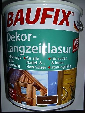 Baufix dekor langzeitlasur für alle nagelhölzer und harthölzer ...