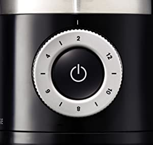 Key features of KRUPS GX5000 professional electric coffee burr grinder