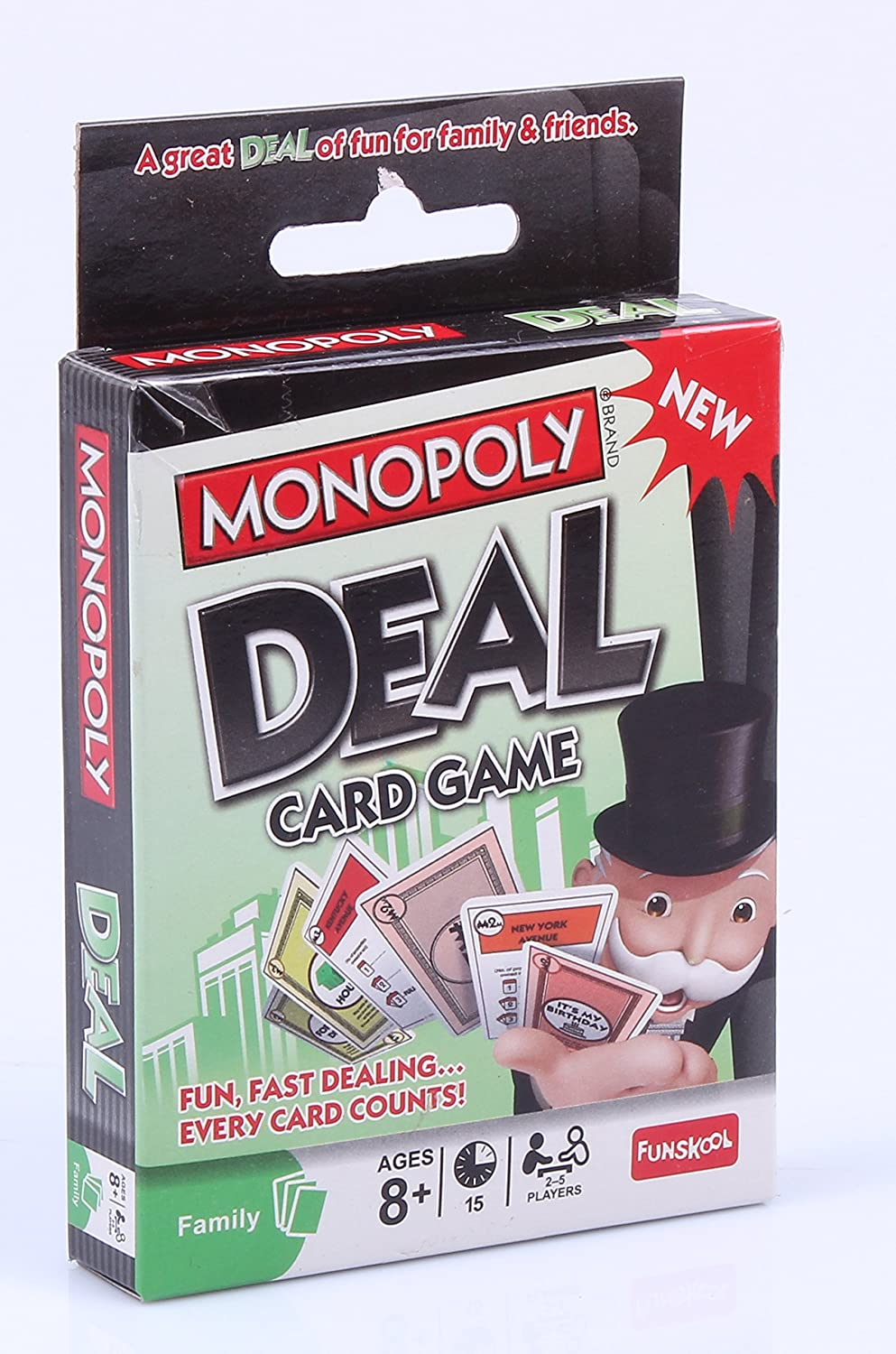 Buy funskool monopoly deal card game online at low prices in india buy funskool monopoly deal card game online at low prices in india amazon reheart Image collections