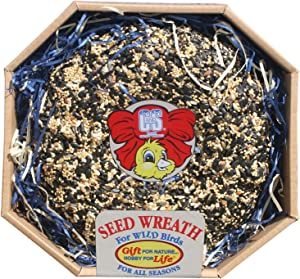 C & S C&S Seed Wreath