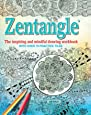 Zentangle: The inspiring and mindful drawing workbook with over 70 practice tiles