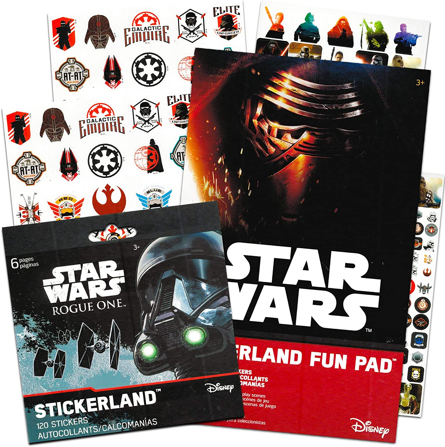 Birthday Party Supplies Favours Loot Solo Stickers Fun Star Wars Stickers x 6