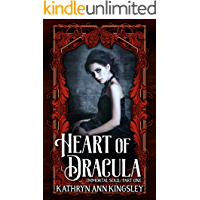 Heart of Dracula (Immortal Soul Book 1) book cover