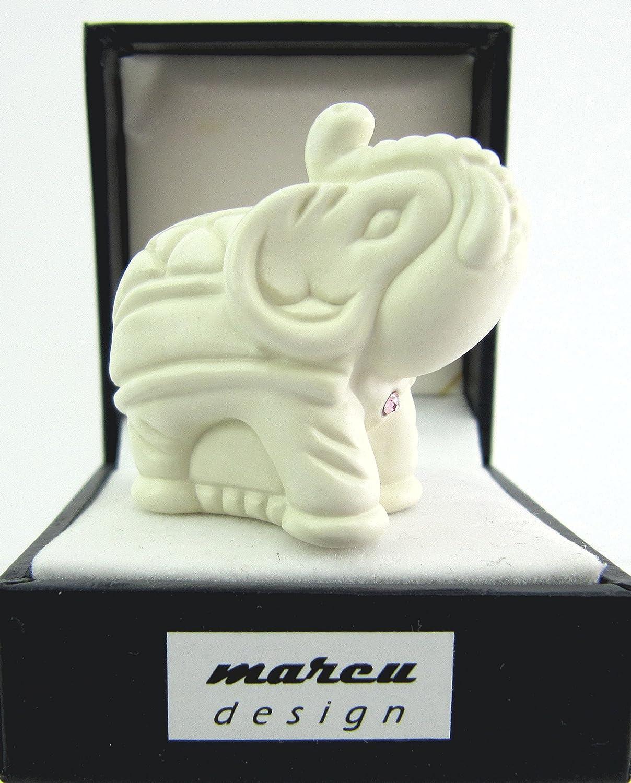 Elefant, Elefanten-Figur, Mini-Elefant, MADE WITH SWAROVSKI ...