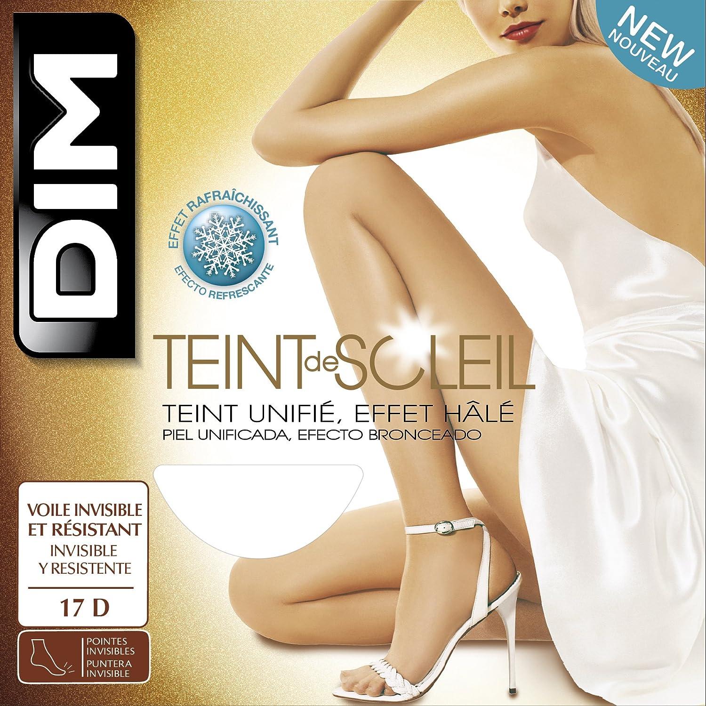 Dim Été Teint de Soleil - Collants - Femme  Amazon.fr  Vêtements et  accessoires d8cfdb9c091