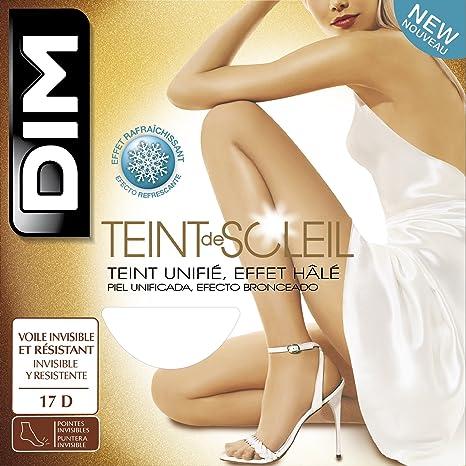 80607dad4a298 Dim Été Teint de Soleil - Collants - Femme  Amazon.fr  Vêtements et  accessoires