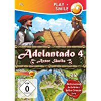 Adelantado 4: Aztec Skulls