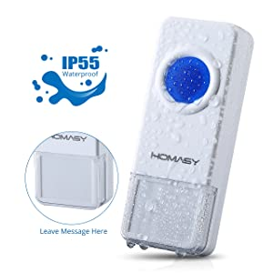 IP55 - Waterproof