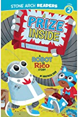 A Prize Inside (Robot and Rico) Kindle Edition