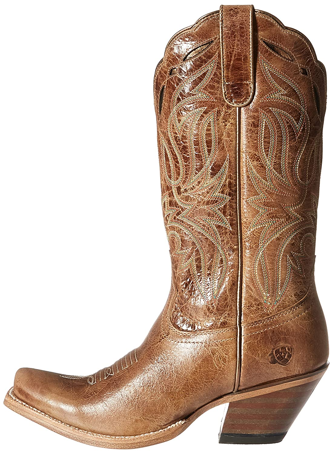 Ariat Boot Women's Bristol Western Cowboy Boot Ariat B01L91NXRA 7 B(M) US|Tan aee2eb
