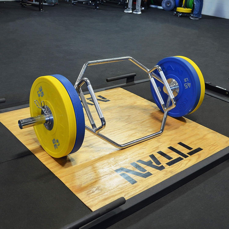 Home garage gym xmark ft chrome olympic bar for exercise ebay
