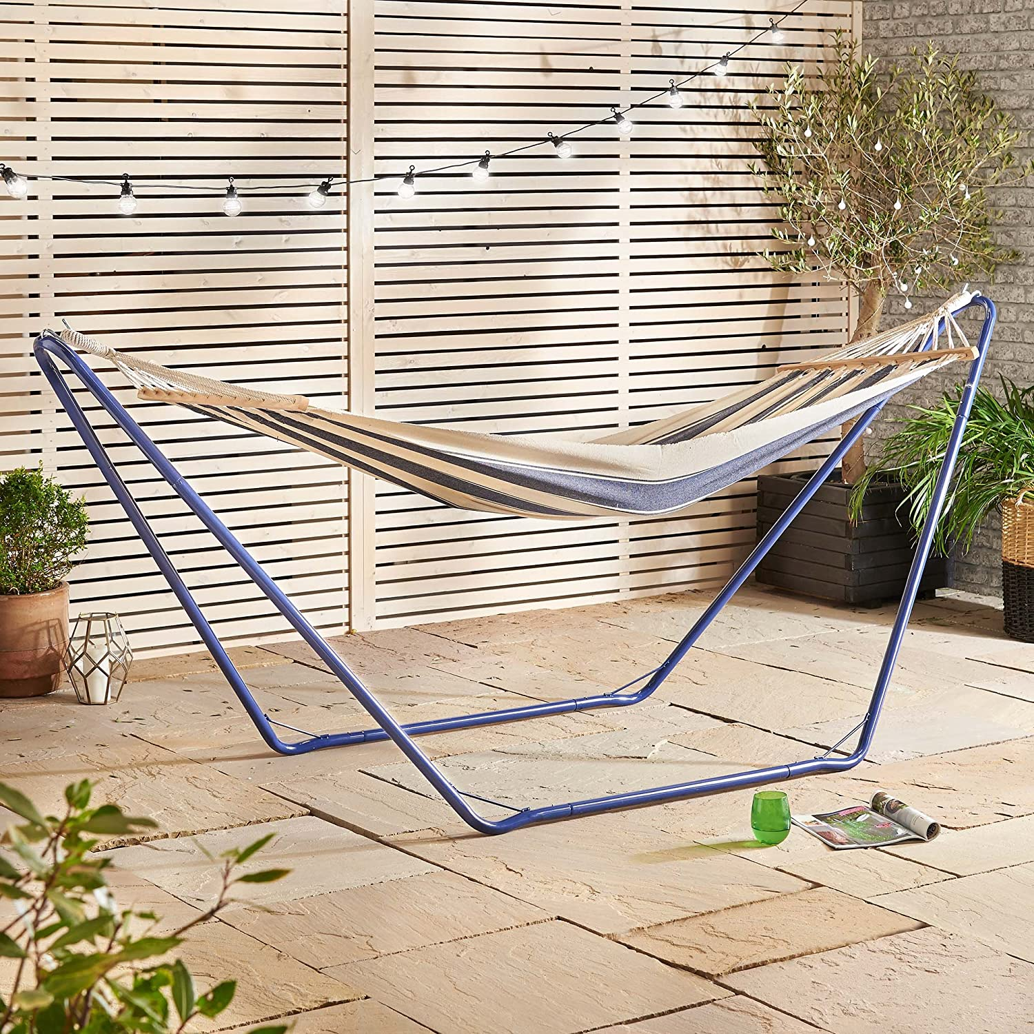 stand your furniture to the fabric cotton orange up grey rope as brown set chair hammock is striped adorable and also with well frame ideas patio plus swing cushion metal backyard mattress perfect spruce