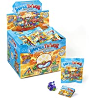 SuperThings - Power Machine - Display 50 One Pack, Cada sobre Contiene 1 SuperThing y un 1 Checklist (PST7D850IN01)