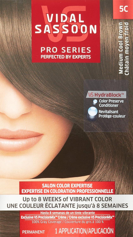 Amazon Vidal Sassoon Pro Series London Luxe Hair Color Oxford