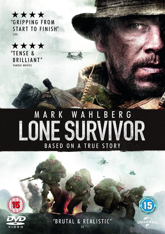 Lone Survivor DVD Amazon Mark Wahlberg Eric Bana