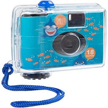 My Doodles Waterproof Disposable Camera With 18 Exposures