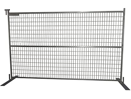 Broadfence Select Temporary Construction Fence Panels Welded Steel ...