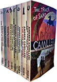 Inspector Montalbano Mysteries Collection Series 2 By Andrea Camilleri 8 Books Set (Books 11-18) (The Wings of the Sphinx, The Track of Sand, The Potters Field, The Age of Doubt, The Dance Of The Seagull, The Treasure Hunt, Angelicas Smile, Game of Mirrors)