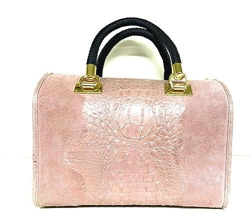 Borsa A Tracolla In Pelle Rosa Cipria Donna | H&m It