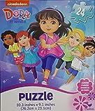 Dora and Friends 24 Piece Jigsaw Puzzle