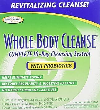 Amazon.com: enzimática terapia – todo el cuerpo Kit de ...