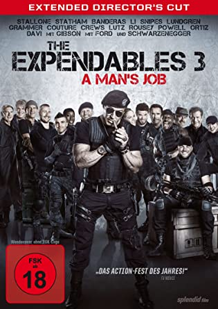 The Expendables 3 - A Mans Job ...