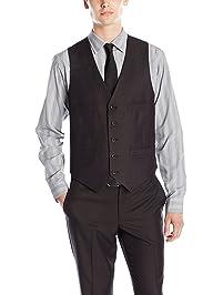 Kenneth Cole REACTION Mens Suit Separate Vest