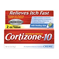 Deals on Cortizone-10 Maximum Strength 2oz