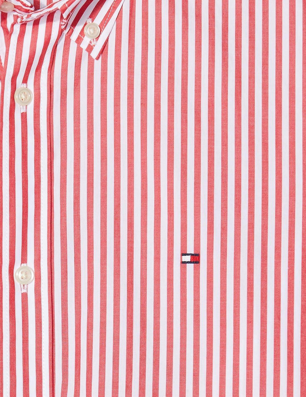 Tommy Hilfiger Hyper Classic Stripe Shirt Camisa para Hombre