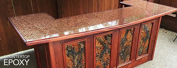 or countertops resin kitchen phenolic diy epoxy
