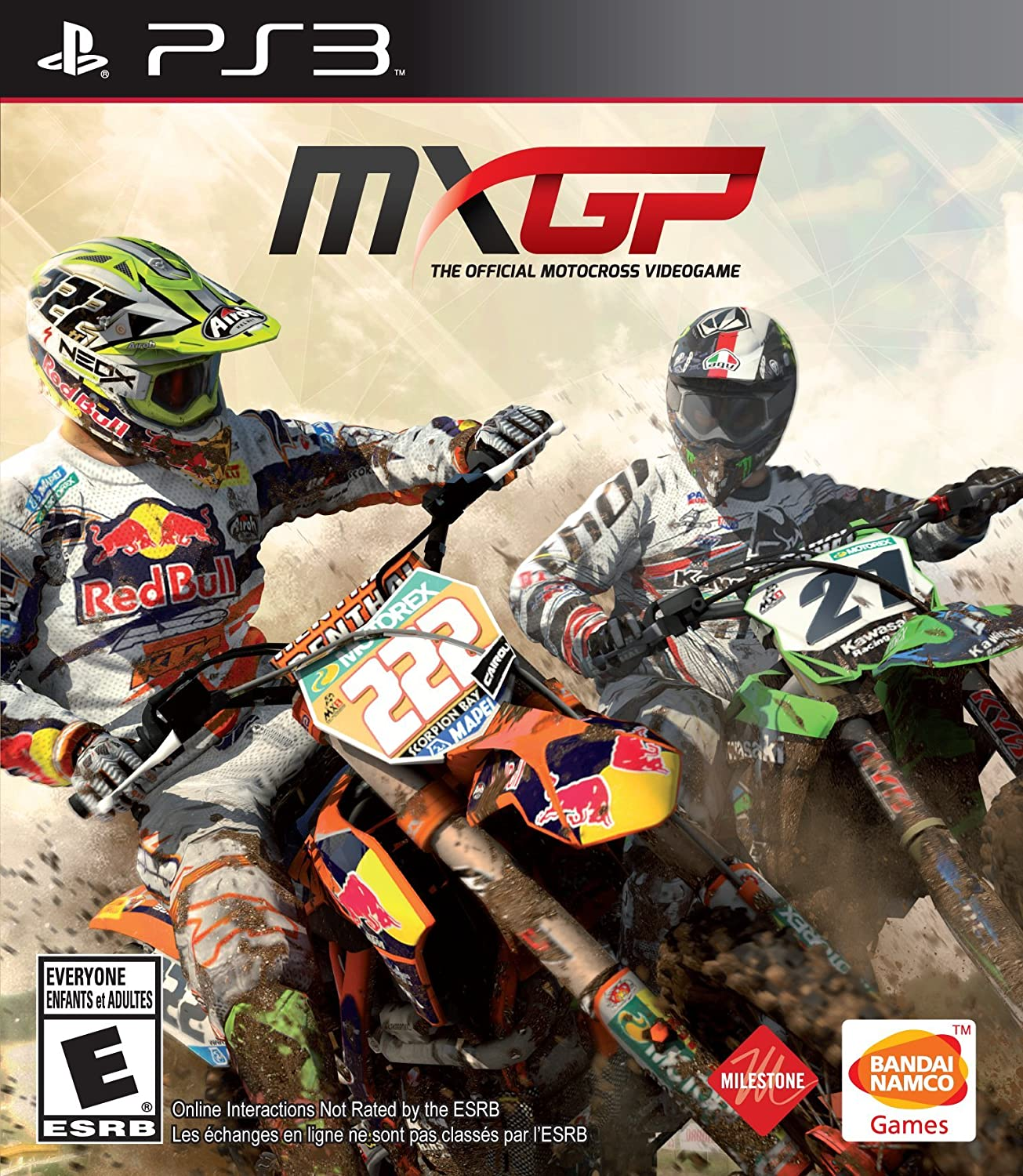 Amazon.com: MXGP 14: The Official Motocross Videogame: Playstation ...