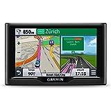 Garmin nüvi 58LMT Navigationsgerät - Europa Karte, lebenslange Kartenupdates, Premium Verkehrsfunklizenz, 5 Zoll (12,7cm) Touchscreen