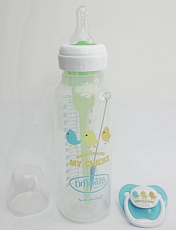 Amazon.com: Dr. Brown s Natural Flow botellas – 8 oz – W ...