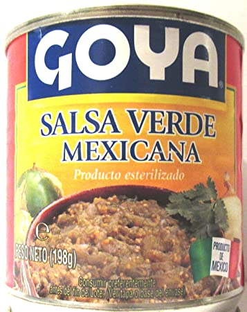 Goya Mexican Verde Salsa