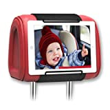 """Amazon Price History for:Universal Car Headrest Mount Holder, Dansrue Car Back Seat Holder for ALL 7 Inch to 11 Inch Tablets - Apple iPad, iPad Mini 2/3/4, iPad Air, iPad Pro 9.7"""", Samsung Galaxy Tab & Note and More"""