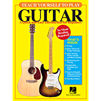 Teach Yourself to Play Guitar: A Quick and Easy Introduction for Beginners book cover