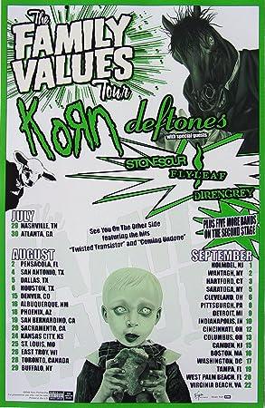 Amazon|Korn – The Family Valu...