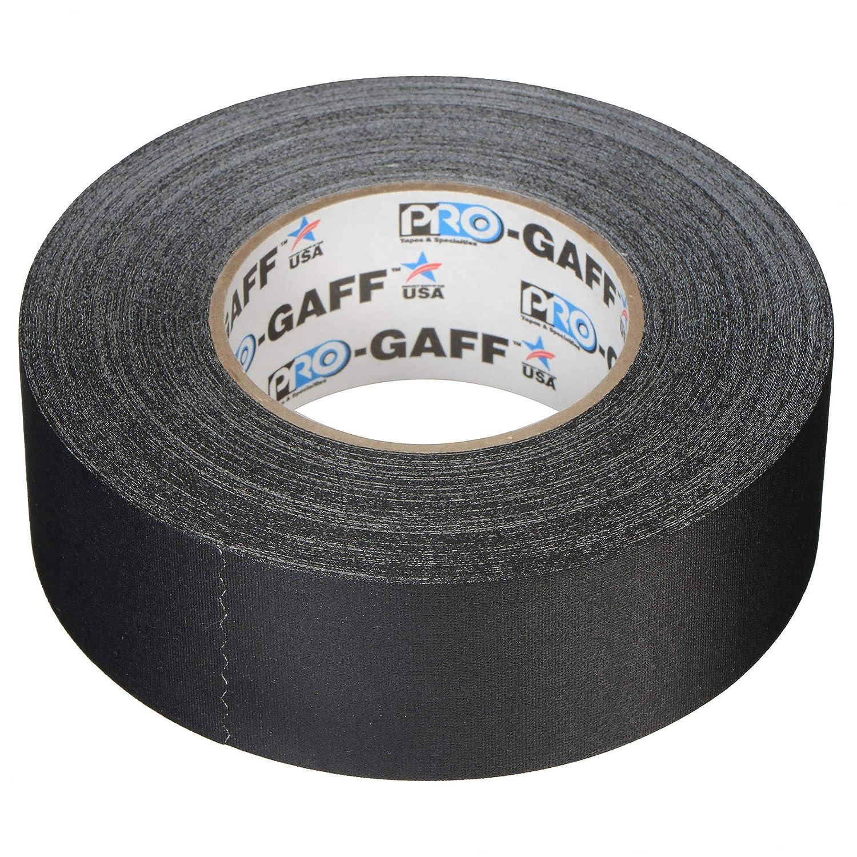 4 Inch Widths X Variable Lengths 1 inch Fl Pro Gaff//Gaffers Tape .5 3 2 1 Blue