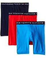 Tommy Hilfiger Men's 3-Pack Multicolor Boxer Brief Traveler Pack