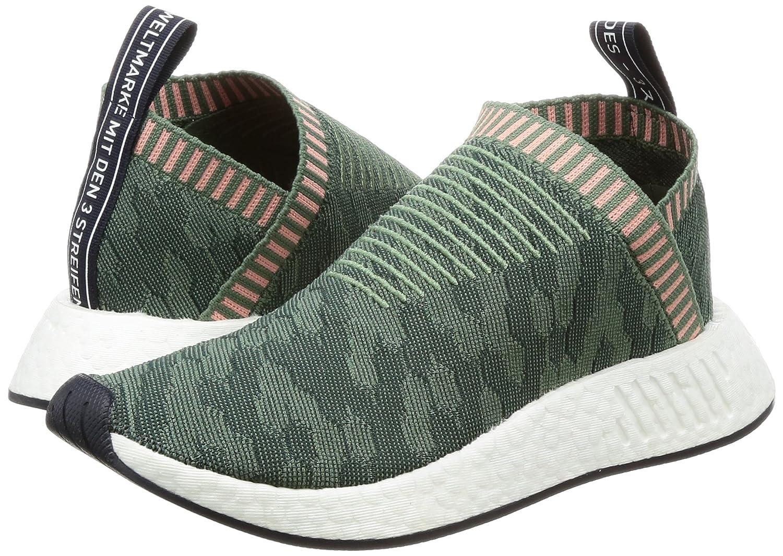 Adidas Damen NMD_Cs2 Pk W Fitnessschuhe, grün Vertra/Rostra, 37 1/3 1/3 37 EU - 9e9026