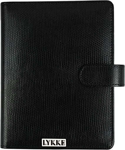 Lykke 3.5 Driftwood Interchangeable Gift Set in Black Faux Leather Pouch