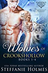 Wolves of Crookshollow Collection: Four werewolf paranormal romance novels Kindle Edition