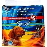 Tapete Higienico Chalesco 50 Unid. 90 X 60cm