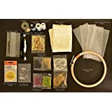 Embroidery Kit for Beginners DIY Kit Total 15 Iteam