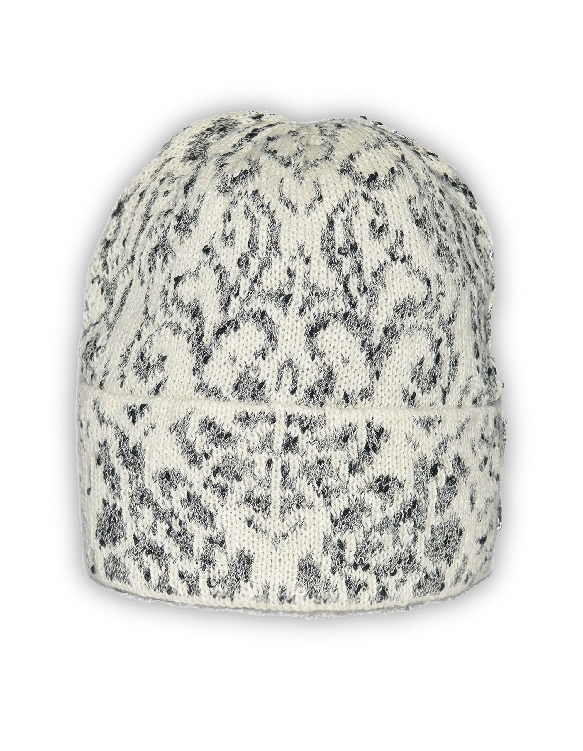 Invisible World Women's 100% Alpaca Wool Hat Knit Unisex Beanie Winter Oxa Md by Invisible World (Image #1)