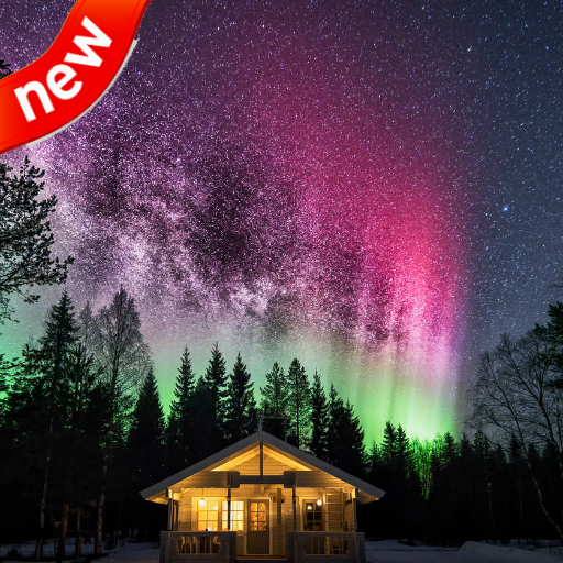 Amazon.com: Northern Light Wallpaper: Appstore for Android
