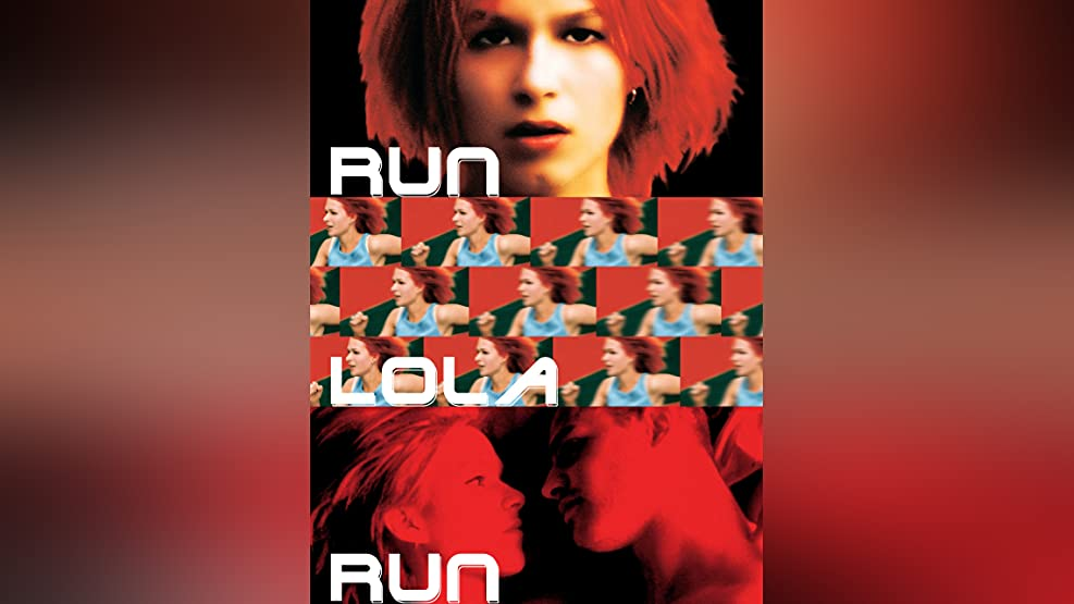 Craig Ferguson:Run Lola Run
