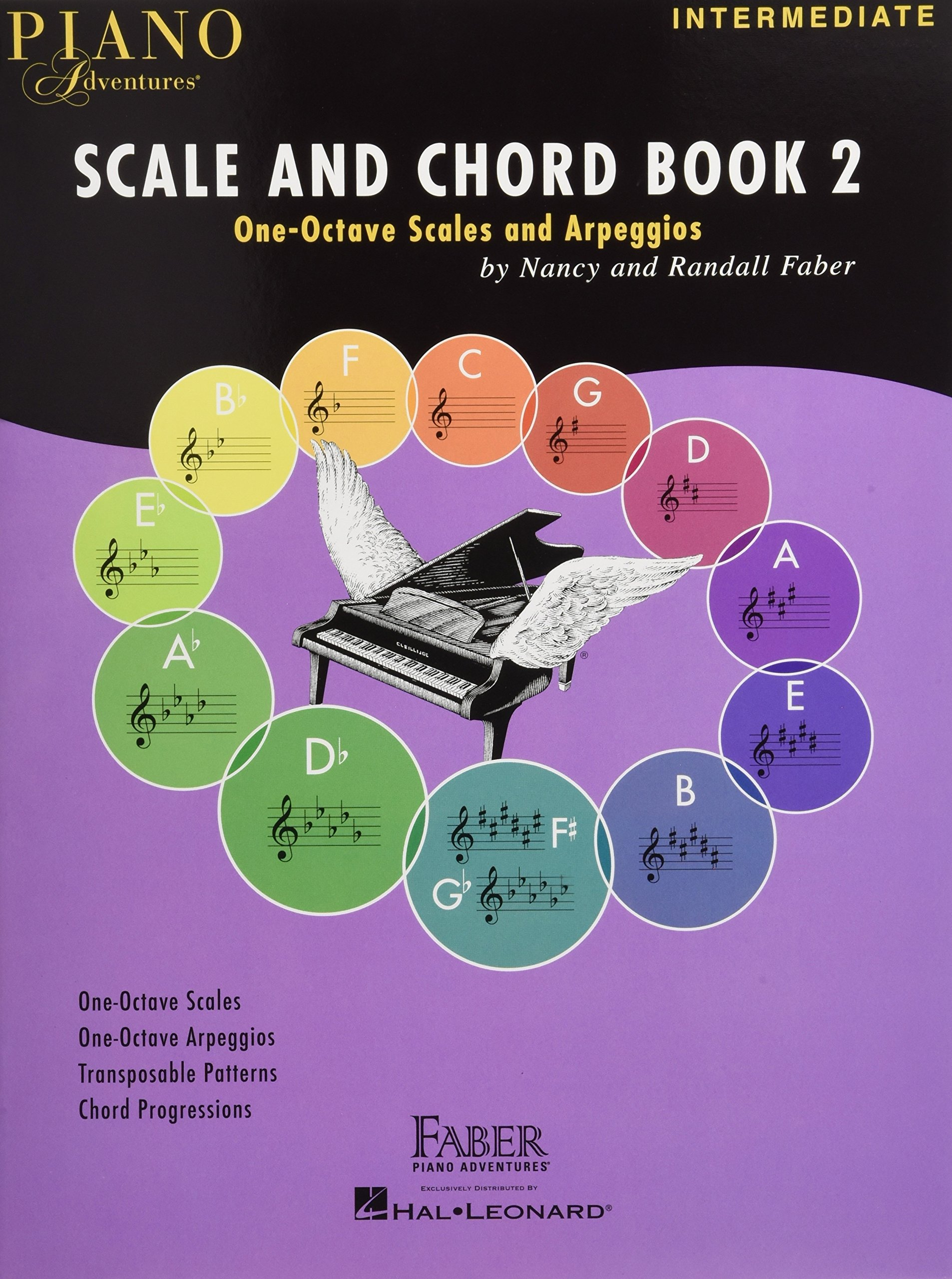 Download Piano Adventures Scale and Chord Book 2: One-Octave Scales and Chords ebook