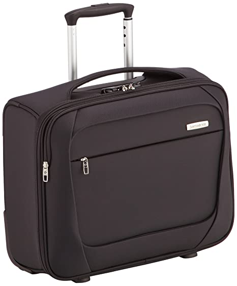 Samsonite Maletas y trolleys 53493-1041 Negro 25 liters